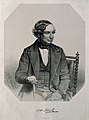 David William Mitchell. Lithograph by T. H. Maguire, 1850. Wellcome V0004036.jpg
