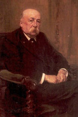 Théophile de Lantsheere - 1907 portrait of de Lantsheere