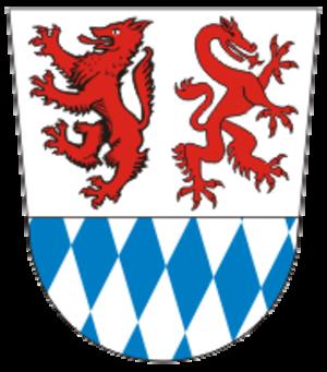 Passau (district) - Coat of arms