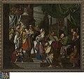 De presentatie van Jezus in de tempel, Pieter-Jozef Verhaghen, 1767, Koninklijk Museum voor Schone Kunsten Gent, S-12.jpg