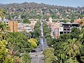 Dean Street from Monument Hill, Albury NSW.jpg