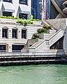 Dearborn Street Bridge Chicago Staircase 2017-12263.jpg
