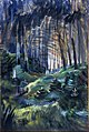 Deep Woods by Emily Carr, 1936, oil on paper.jpg