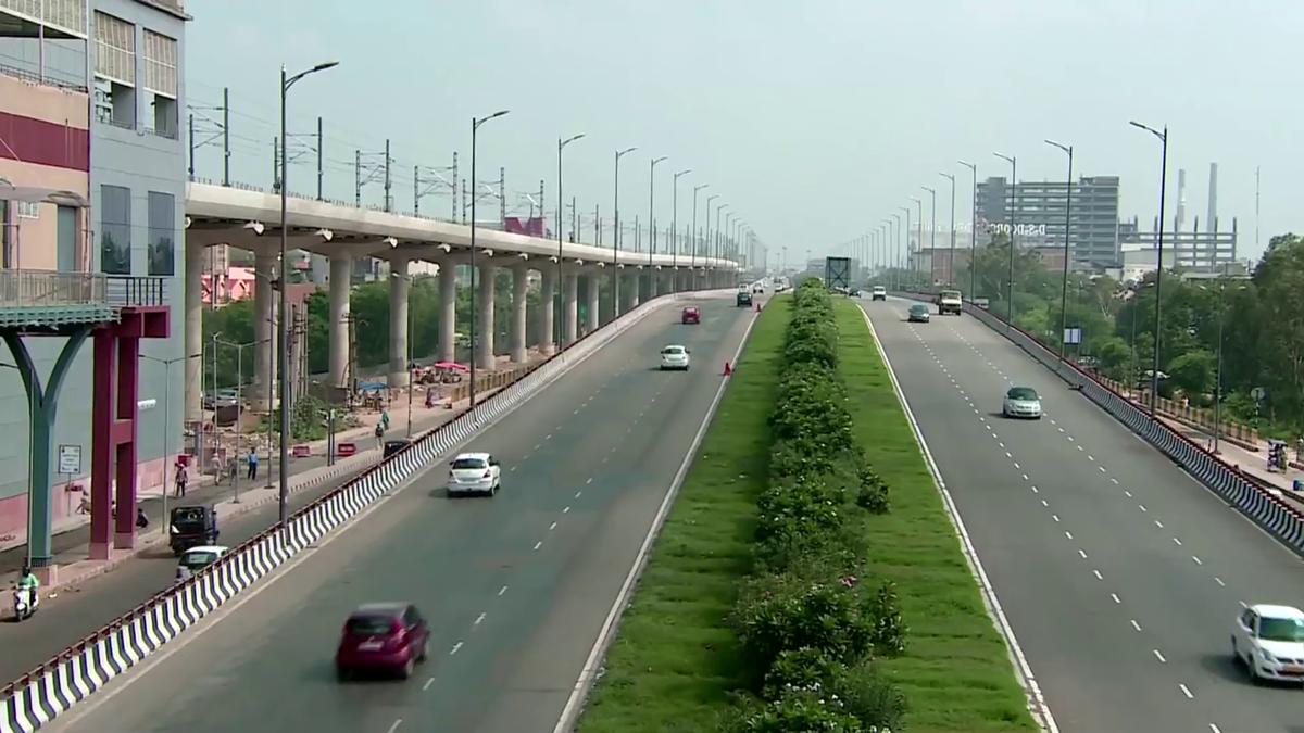 Smart Highway Construction