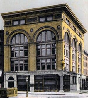 Demarest Building - Image: Demarest building 1891