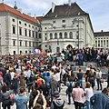 Demo Rücktritt Jetzt! - Heinz-Christian Strache Ibiza-Affäre 18. Mai 2019 3 (Wien).jpg