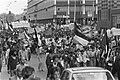 Demonstratie tegen oorlog in Libanon, Amsterdam diversen, Bestanddeelnr 932-2088.jpg