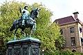 Den Haag - Ruiterstandbeeld van Willem van Oranje (24964157787).jpg