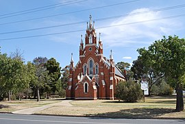 St Andrew S Uniting Church Deniliquin Wikipedia