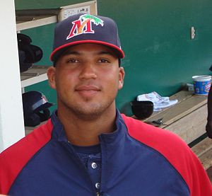 Deolis Guerra - Guerra with the Fort Myers Miracle