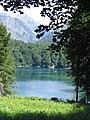 Der Bergsee Freibergsee bei Oberstdorf - panoramio.jpg