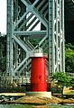 Der wohl kleinste Leuchtturm der Welt im Hudson River bei NY (7780080314).jpg