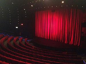 Derby Theatre - Auditorium after 2012 refurbishment