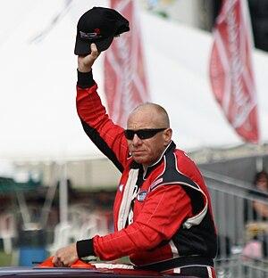 Derek White (racing driver) - White at Road America in 2013