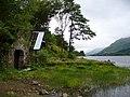 Derelict Boathouse, Loch Voil - geograph.org.uk - 218471.jpg