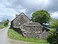 Derelict farm near Llechwedd - geograph.org.uk - 175959.jpg
