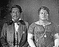Detail, Kamehameha III and Kalama, ca. 1850 (cropped).jpg