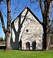 Deutsch-Griffen Spitzwiesen Filialkirche hl Johannes der Täufer West-Ansicht 25102012 552.jpg