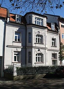 Dewetstraße in München