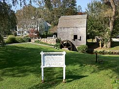 Dexter's Grist Mill in Sandwich, Massachusetts.jpg