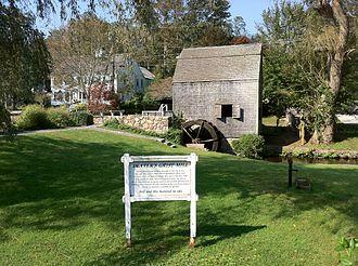 Sandwich, Massachusetts - Dexter's Grist Mill