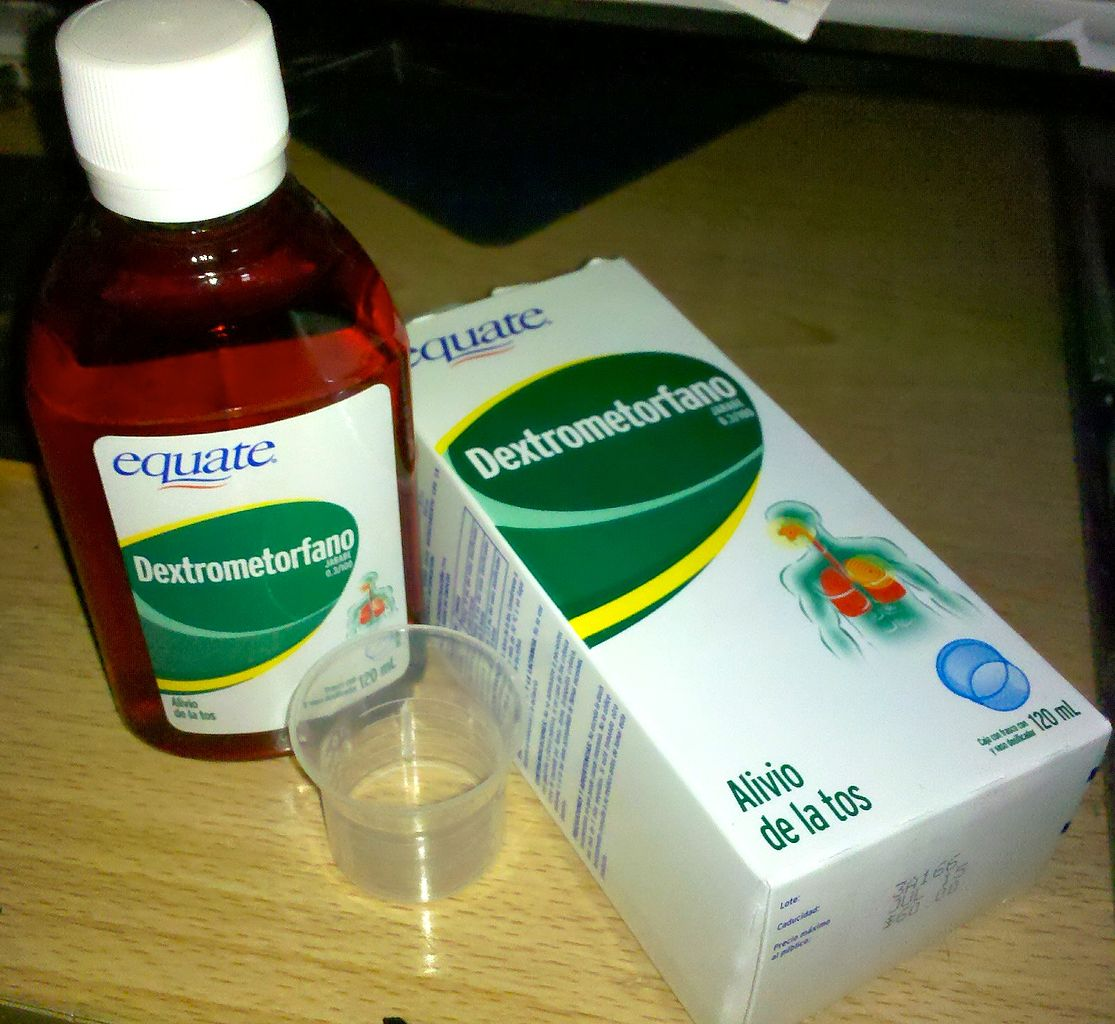 Image Result For Can Robitussin Dm