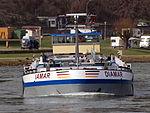 Diamar, ENI 02327108 at the Rhine river pic4.JPG
