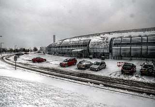 Diamond Light Source UKs national synchrotron science facility located in Oxfordshire