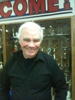 Dickey Lee - Dickey Lee at Alpena High School, Alpena, Michigan, December 2012