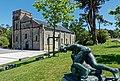 Die romanische Kirche Notre-Dame de la Fin des Terres in Soulac. 10.jpg