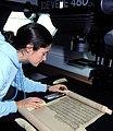 Digitisation of a Dunhuang manuscript.jpg