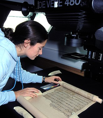 International Dunhuang Project - Digitisation at the British Library of the Rabbit Garden Imperial Book Repository 兔園策府, a Tang dynasty manuscript from Dunhuang