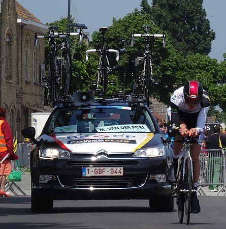 Diksmuide - Ronde van België, etappe 3, individuele tijdrit, 30 mei 2014 (B084).JPG
