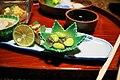 Dinner at Sumiyoshi ryokan (3810501730).jpg