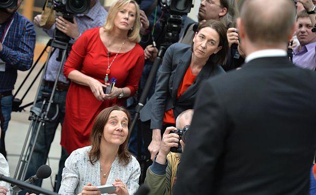 Direct Line with Vladimir Putin 33