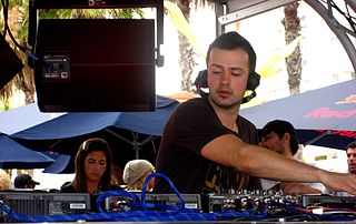 Dirty South (musician) Serbian-Australian DJ and record producer
