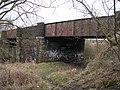 Disused Railway Bridge, Bogside Road - geograph.org.uk - 128088.jpg