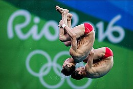 Diving at the 2016 Summer Olympics – Men's synchronized 10 metre platform 3.jpg