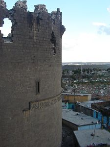 Diyarbakir city walls.jpg