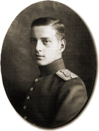 Grand Duke Dmitri Pavlovich of Russia - Grand Duke Dimitri Pavlovich of Russia