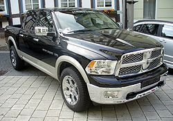 Dodge Ram 2500 Laramie (Mexico Version - in den USA: RAM 1500)