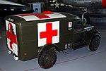 Dodge WC54 Ambulance, The American Air Museum, Imperial War Museum, Duxford. (30989323916).jpg