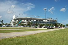 alt=Description de l'image Dolphin Stadium.jpg.