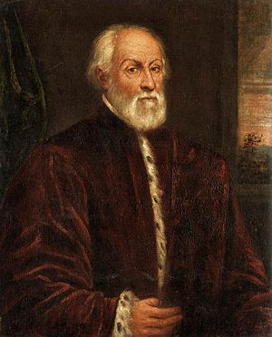Domenico Tintoretto - Portrait of a Gentleman