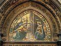 Domenico e david ghirlandaio, annunciazione della porta della mandorla.jpg