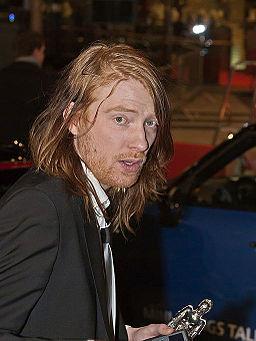 Domhnall Gleeson (Berlin Film Festival 2011) 2
