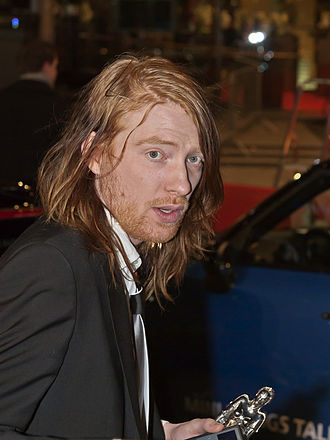 Domhnall Gleeson - Domhnall Gleeson at the 2011 Berlin International Film Festival