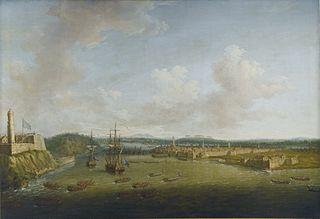 Siege of Havana 1762 capture of Spanish-held Havana by the British during the Seven Years War
