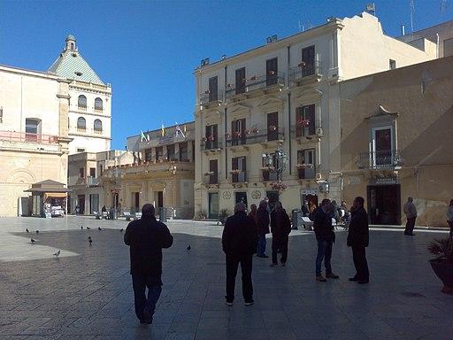 Domplatz Marsala