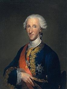 hermano del Rey Carlos III